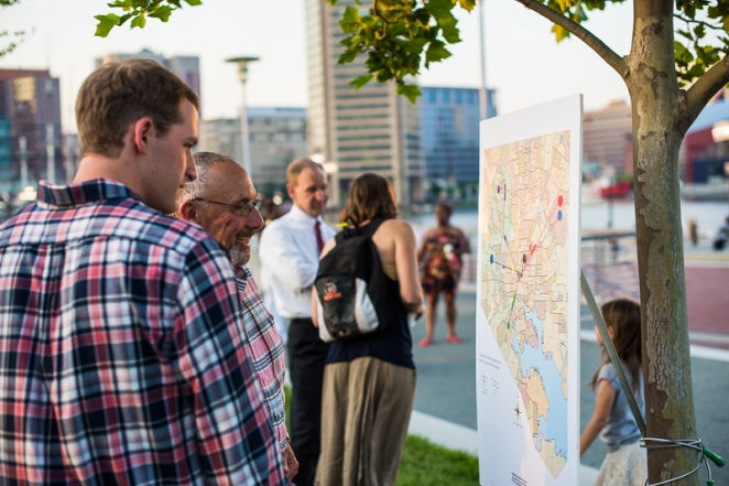Pictures from The Inner Harbor: A Brighter Future